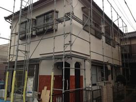 外壁と屋根の同時塗装がオススメ