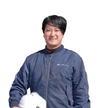 塗装職人 坪井 丈史
