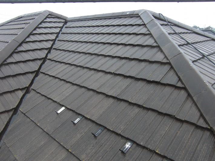 多治見市U様邸 屋根塗装工事