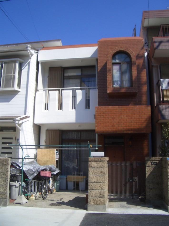 名古屋市北区A様邸 外壁塗装工事