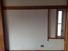 名古屋市東区T様邸 内壁塗装工事
