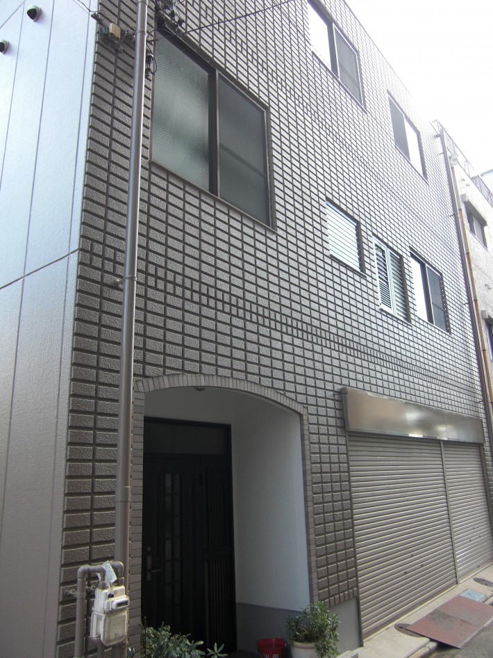 名古屋市東区Y様邸 外壁塗装工事