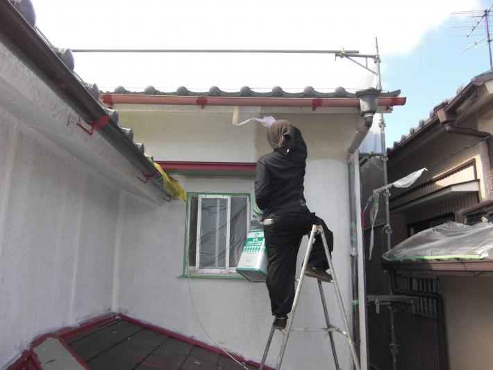 外壁 下塗り 水性ソフトサーフSG