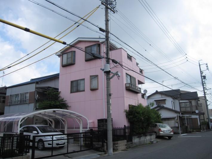 愛知県東海市O様邸   外壁・屋根塗装工事