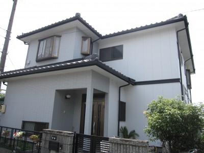 愛知県小牧市Y様邸   外壁塗装工事