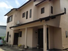 愛知県大府市H様邸   外壁・屋根塗装工事