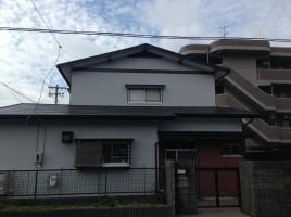 愛知県扶桑町 I様邸   外壁・屋根塗装工事