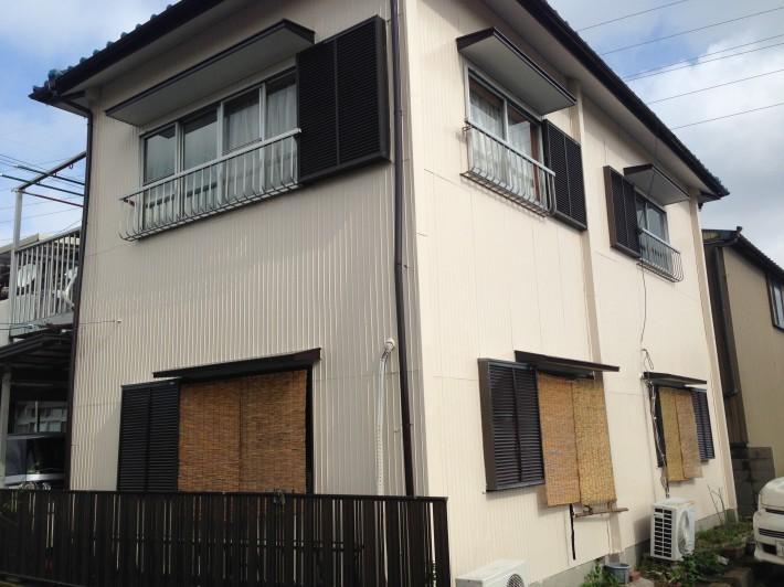 愛知県北名古屋市 I様邸 外壁塗装工事