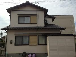 愛知県北名古屋市 A様邸 外壁塗装工事