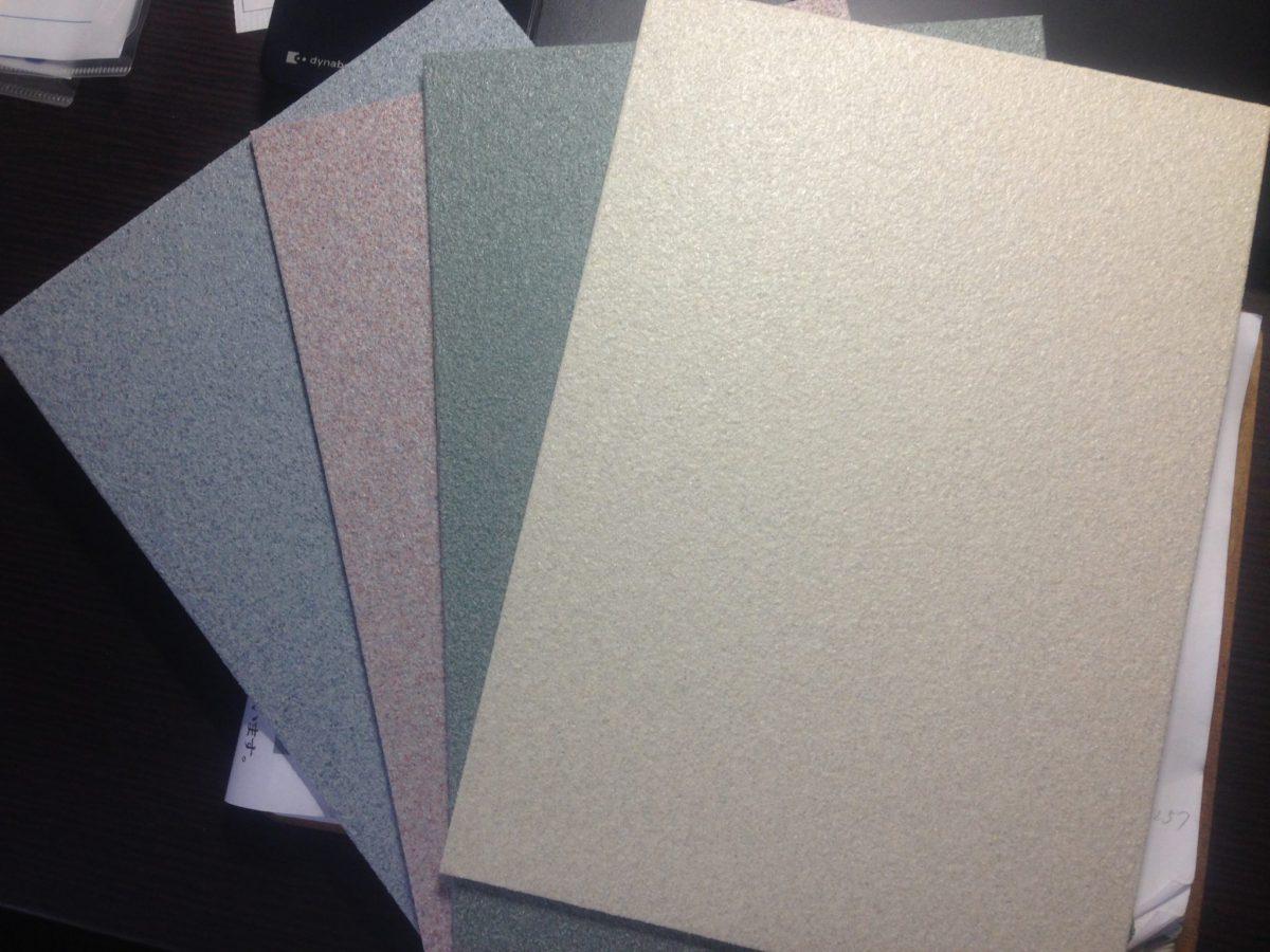 カラーシュミレーション・塗り板見本