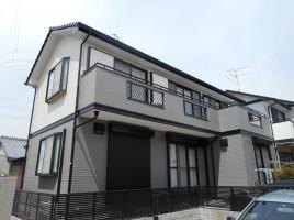 愛知県春日井市 K様邸外壁塗装工事の塗装・塗り替え施工実績はこちら