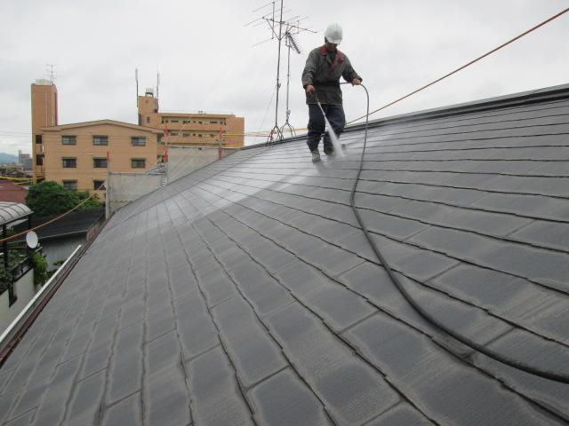 マンション外壁・アパート屋根塗装完成です(^^♪