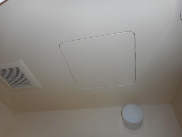 名古屋市守山区 T様 ユニットバス 天井・浴槽塗装工事