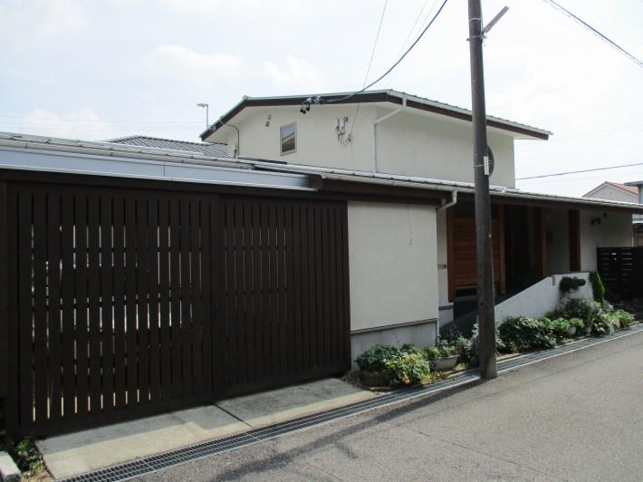春日井市旭町 K様邸 外壁塗装工事