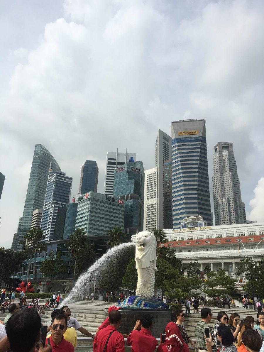 シンガポール旅行行ってきました(^^♪