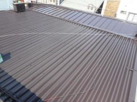 春日井市旭町 M様邸瓦棒・折版屋根塗装工事の塗装・塗り替え施工実績はこちら