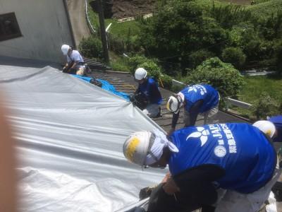 熊本ボランティア活動
