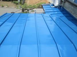 春日井市柏井町 A様邸 瓦棒屋根塗装工事の塗装・塗り替え施工実績はこちら