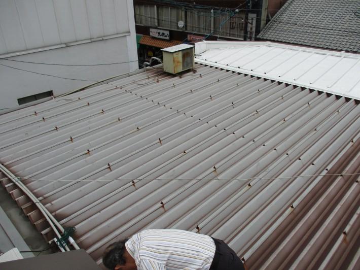 春日井市旭町 M様邸瓦棒・折版屋根塗装工事