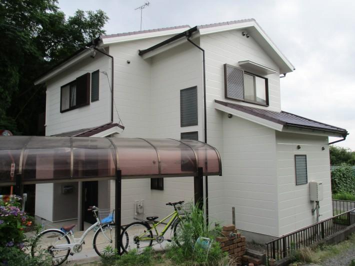 春日井市高蔵寺町 I様邸 外壁・屋根塗装・ナミイタ交換工事