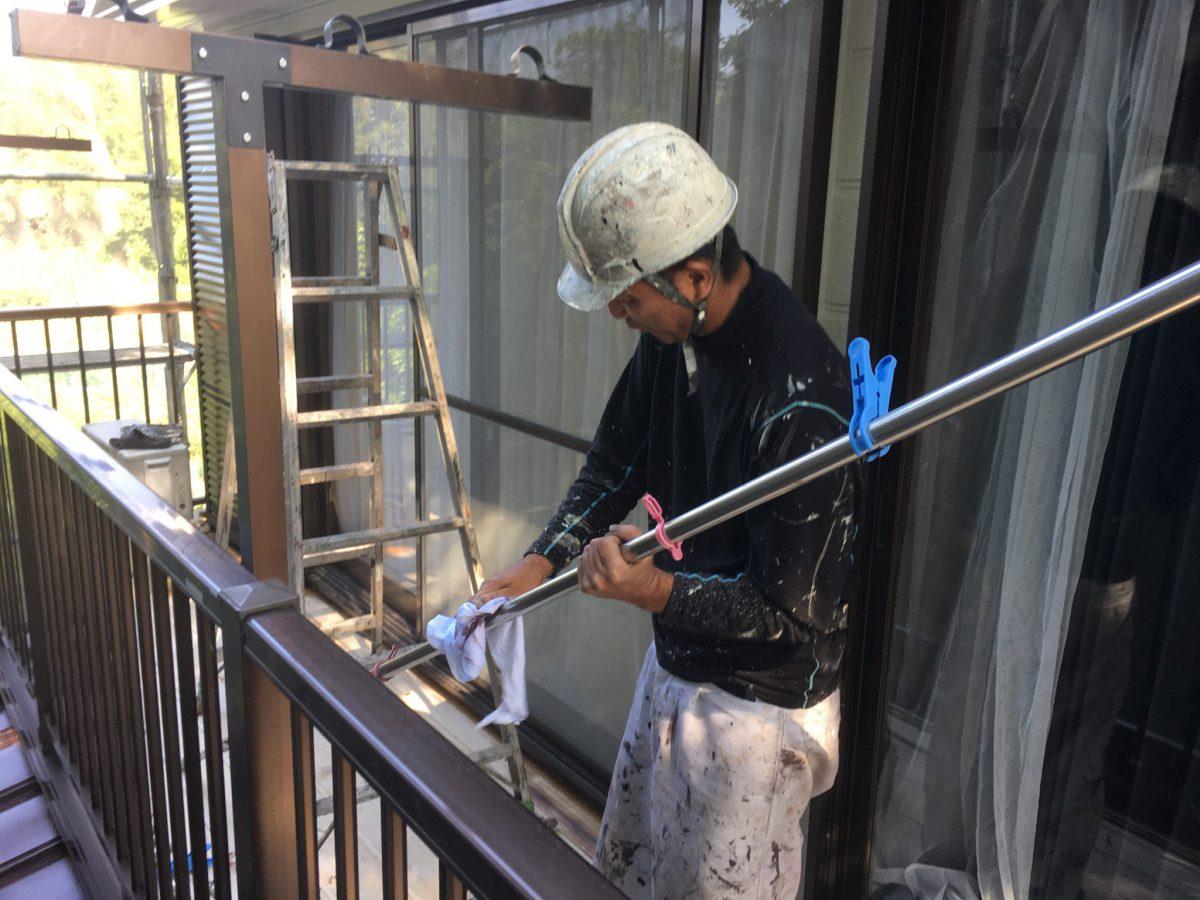 春日井市高蔵寺町 外壁・屋根塗装完了です♪