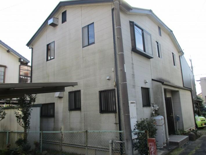 春日井市坂下町 K様邸 外壁・屋根塗装工事