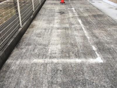 ちょこっと塗装 駐車場ライン塗装