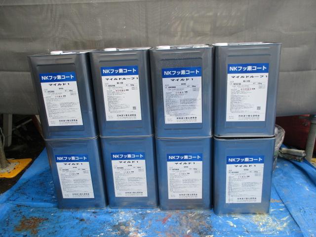 NKフッ素コートマイルド1 6缶(SR103) NKフッ素コートマイルド1 2缶 (SR123)