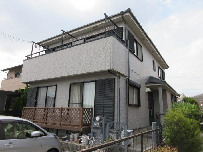 春日井市大手町 N様邸 外壁・屋根塗装工事