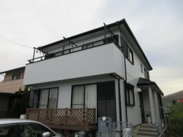 春日井市大手町 N様邸 外壁・屋根塗装工事の塗装・塗り替え施工実績はこちら