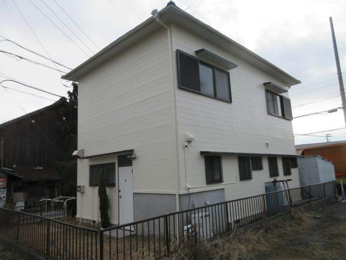 春日井市柏原町 K様借家 外壁・屋根塗装工事