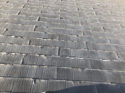 塗装してはいけない屋根② ニチハ パミール