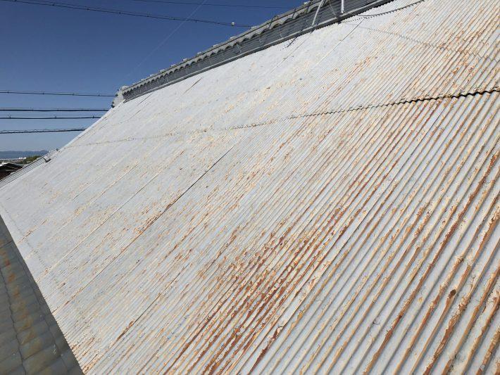 小牧市北外山 K様邸 屋根塗装工事