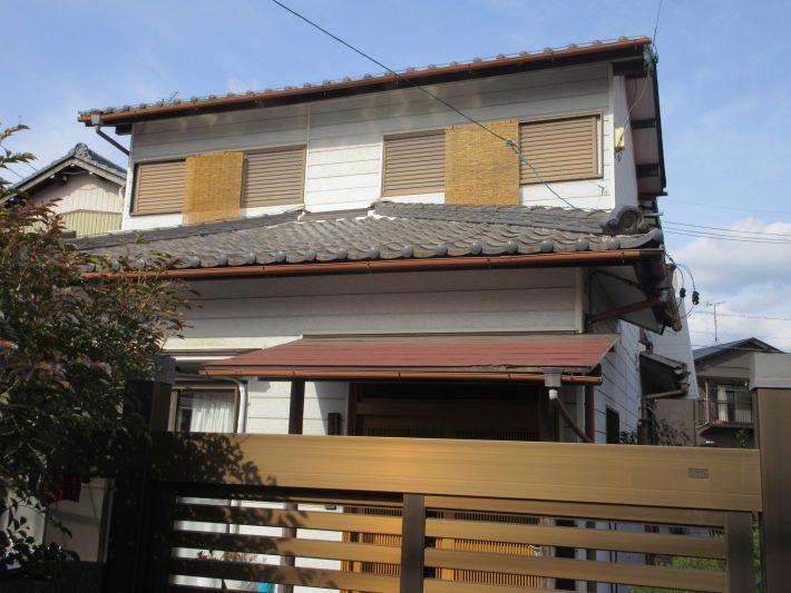 春日井市前並町 Y様邸 外壁塗装・修繕工事