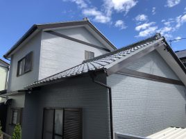 春日井市八田町 T様邸 外壁・屋根塗装・改装工事の塗装・塗り替え施工実績はこちら