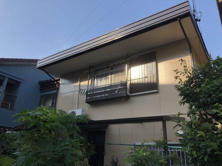 春日井市八幡町 F様邸 外壁・屋根塗装工事