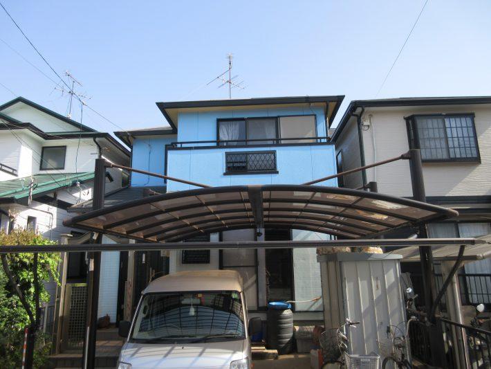 春日井市味美町 N様邸 外壁・屋根塗装工事