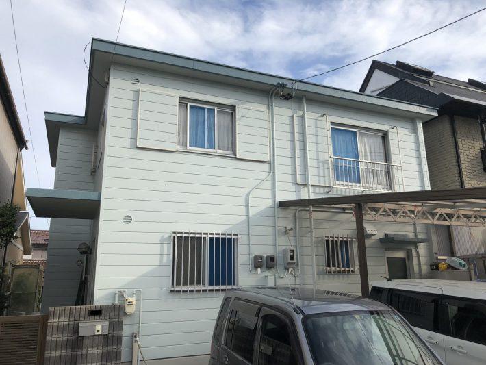 春日井市牛山町 Y様邸 外壁・屋上塗装工事