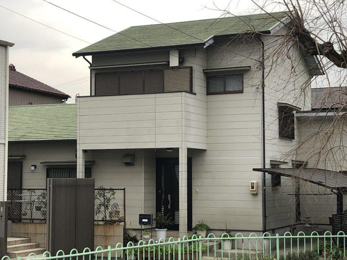 春日井市下屋敷町 I様邸 外壁・屋根塗装