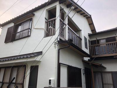 春日井市宮町 T様邸のご紹介です。 築28年で初めての塗り替えになります。お問い合わせを頂いて、現地...