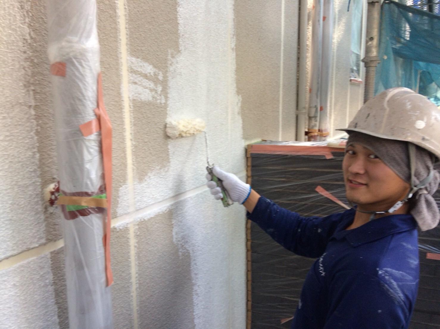 外壁塗装 繁忙期