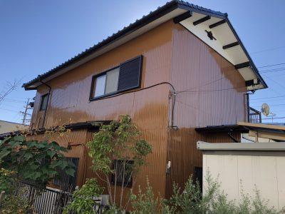 春日井市牛山町 I様邸 外壁・屋根塗装ご紹介です。 築50年で初めての塗り替えになります。最初は、...
