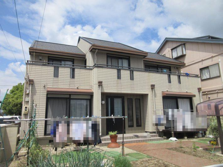 春日井市高山町 M様邸 外壁・屋根塗装工事