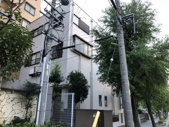 春日井市如意申町 K様邸 外壁塗装・防水工事