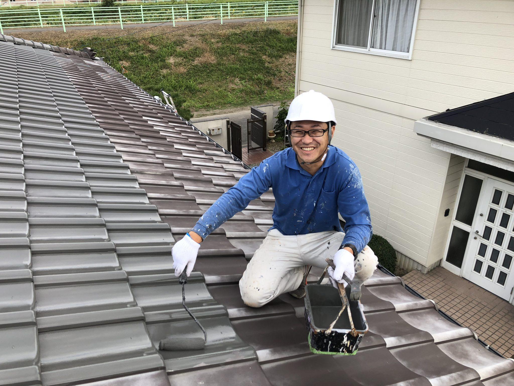 屋根塗り替え塗料のエキスパート【オリエンタル塗料】