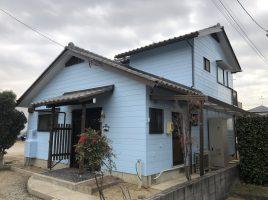 春日井市高山町 Y様邸 外壁塗装・修繕