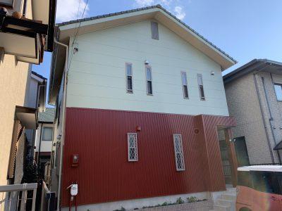 春日井市八田町 W様邸の外壁塗装のご紹介です。 築13年で塗り替えしなければいけないのは、わかって...