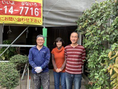春日井市八田町 Y様邸 外壁塗装・屋根葺き替え工事