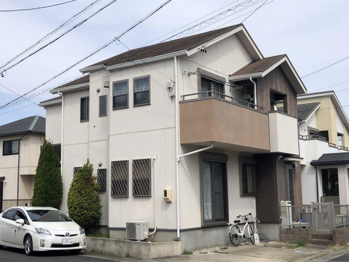 春日井市知多町 I様邸 外壁・屋根塗装工事