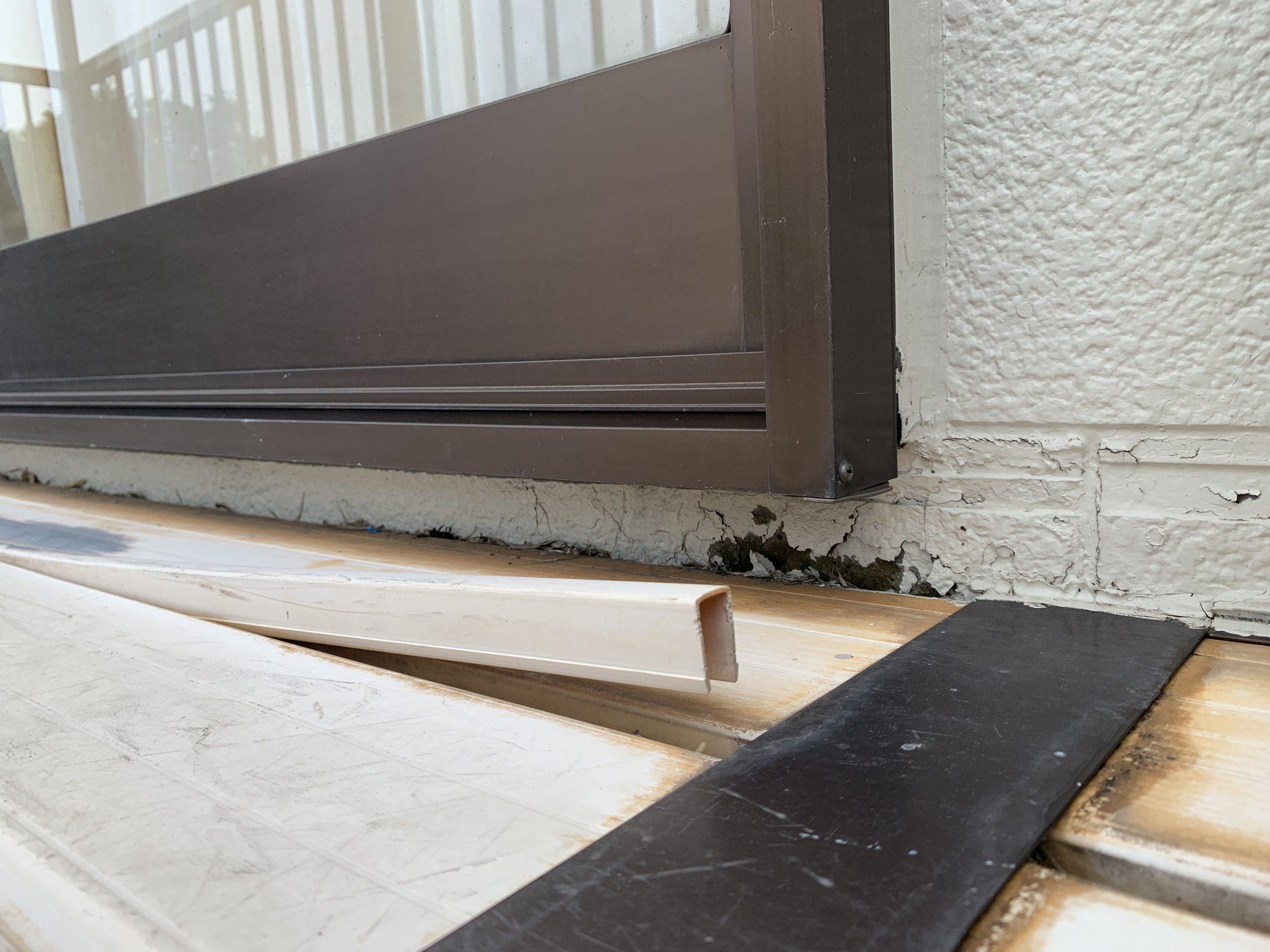 外壁塗装の定期点検